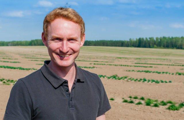 Portraitfoto von Dr. Jens Bojahr
